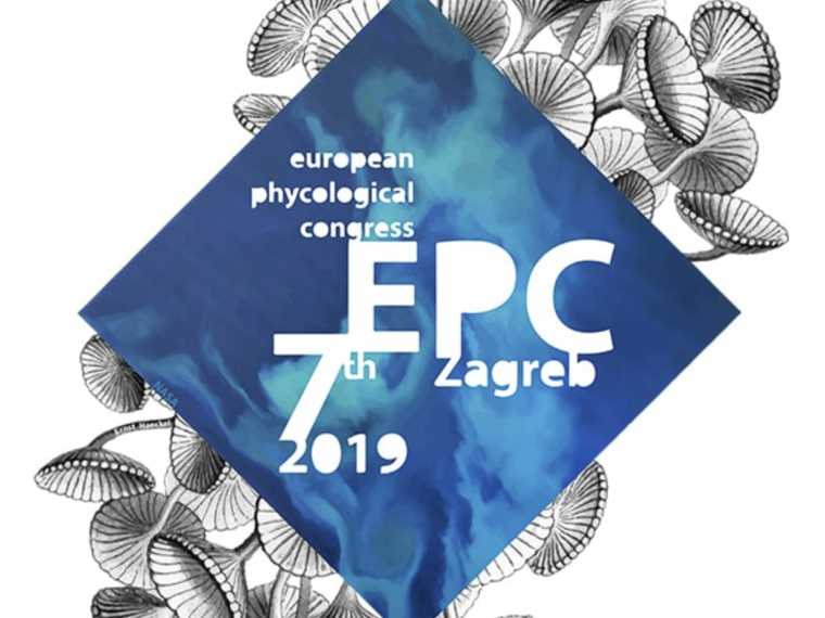 7th European Phycological Congress (EPC7) in Zagreb (Croatia), 25-30 August 2019